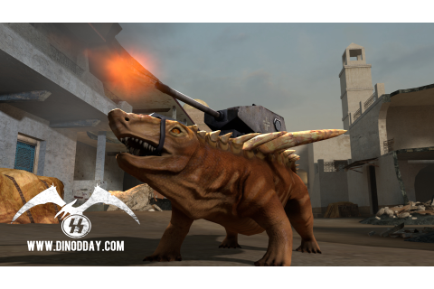Exciting new screen shots! image - Dino D-Day mod for Half ...