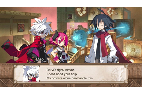 Disgaea 3: Absence of Justice (2008) by Nippon Ichi PS3 game