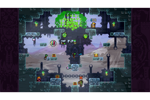 TowerFall Dark World Expansion by Matt Makes Games