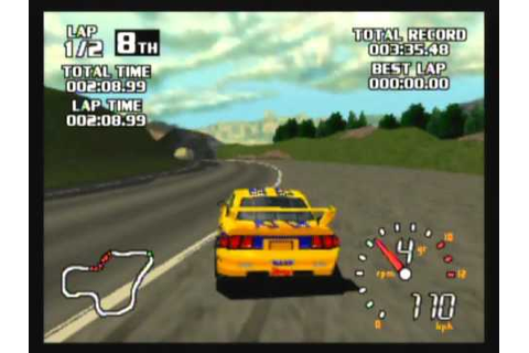 World Driver Championship [Nintendo 64] - YouTube