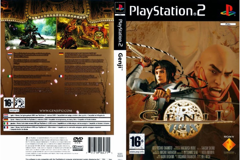 Genji Dawn of the Samurai PS2 Game Direct ISO Download ...