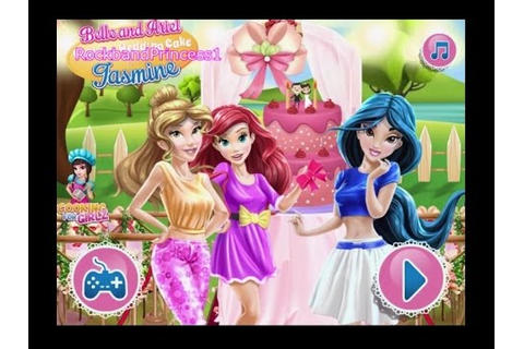 Disney Princess Games To Play Now - YouTube