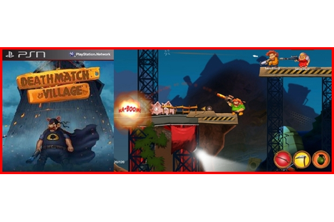 GODDY GAMES: DEATHMATCH VILLAGE PS3/PSN DOWNLOAD