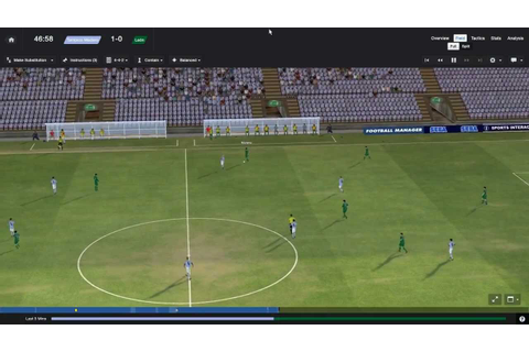 Football Manager 2014 Gameplay (PC HD) - YouTube