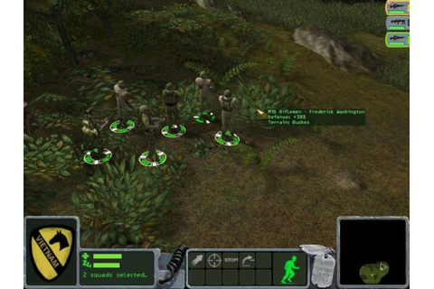 Platoon (2003) - PC Review and Full Download | Old PC Gaming