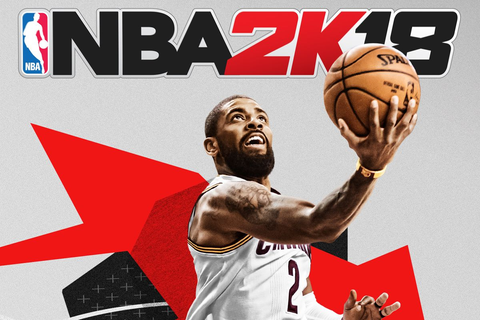 NBA 2K18 taps Cleveland's Kyrie Irving for cover fame ...