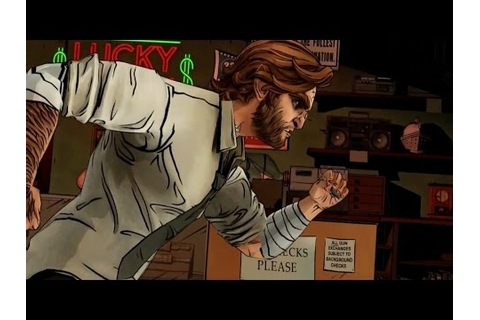 The Wolf Among Us - Retail Trailer - YouTube