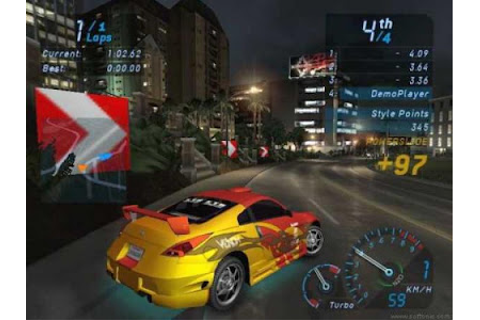 Need for speed nfs underground 1 game pc full version free ...