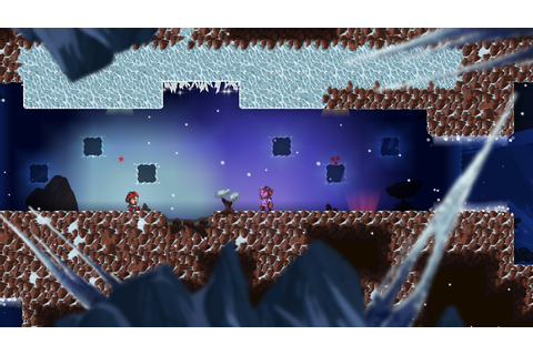 ABOUT GAME | BLACKHOLE :: PC, MAC, LINUX :: 2D Platfomer