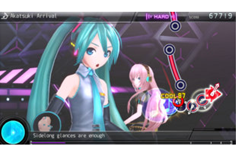 Hatsune Miku Project DIVA F 2nd Game | PSVITA - PlayStation