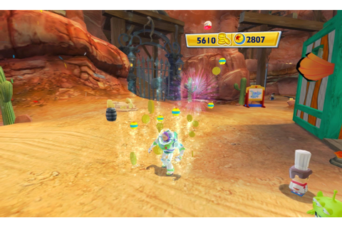 Toy Story 3 The Video Game - Free Download Full Version For Pc