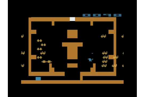 Towering Inferno for the Atari 2600 - YouTube