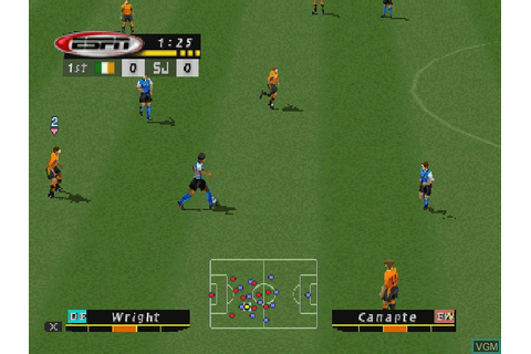 ESPN MLS Gamenight for Sony Playstation - The Video Games ...