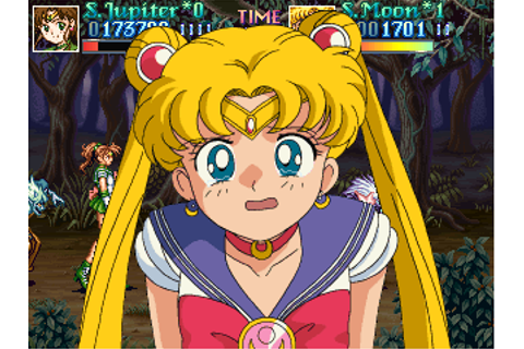 Pretty Soldier Sailor Moon - It's full of words and it ...