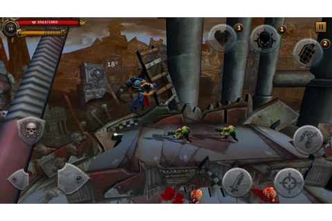 Warhammer 40,000: Carnage Review | 148Apps