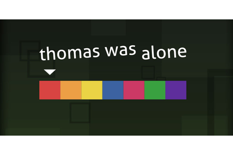 Thomas Was Alone | Wii U download software | Games | Nintendo