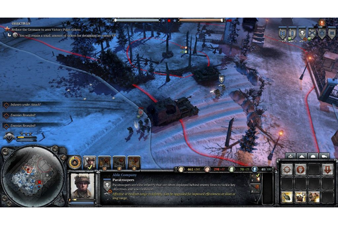 Company of Heroes 2 Ardennes Assault - GameSave