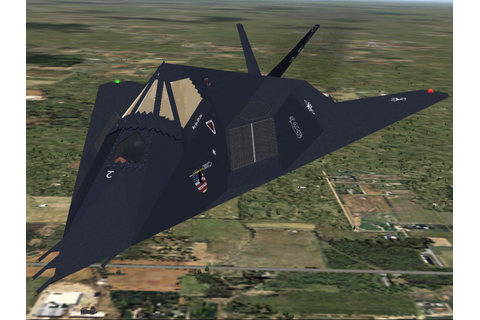 F-117A Stealth Fighter PC Galleries | GameWatcher