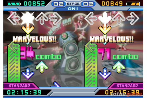 Dancing Stage Fusion (AKA Dance Dance Revolution Extreme)