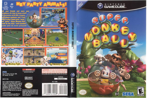Super Monkey Ball ISO