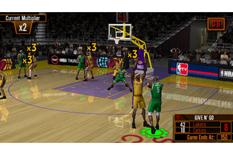 NBA 09 The Inside Game | PSP - PlayStation