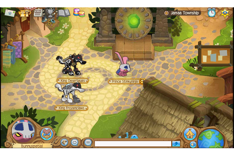 Animal Jam - Free Multiplayer Online Games