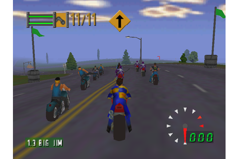 Road Rash 64 Download Game | GameFabrique