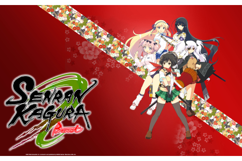 Senran Kagura Burst Wallpaper 002 | Wallpapers @ Ethereal ...