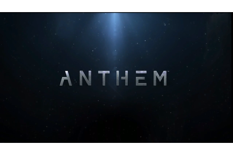 Secret Bioware Game Anthem Revealed At EA E3 Press Conference