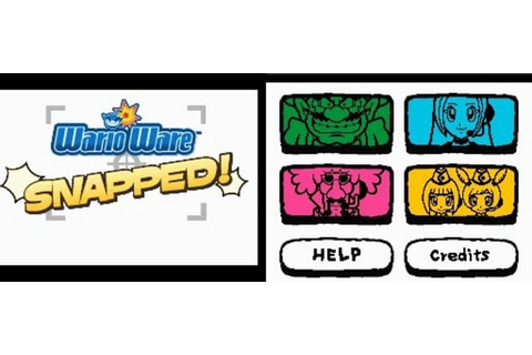 Destructoid review: WarioWare: Snapped!