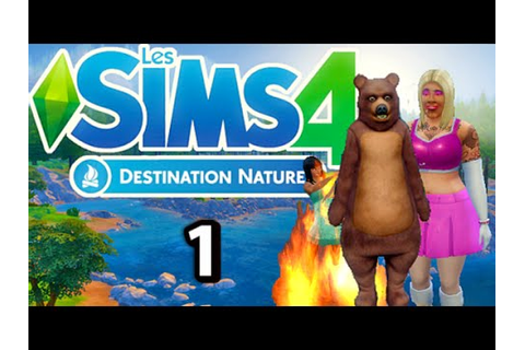 Les Sims 4 Destination Nature DLC | Let's Play - Gameplay ...
