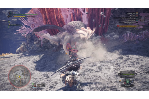 Monster Hunter World Combat Guide - Controls Guide, How to ...