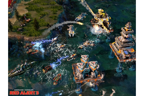 Command & Conquer: Red Alert 3 - Uprising Steam Key GLOBAL ...