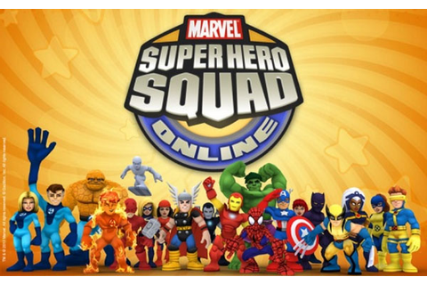 Marvel Super Hero Squad Online: Game Overview | Free mmo ...
