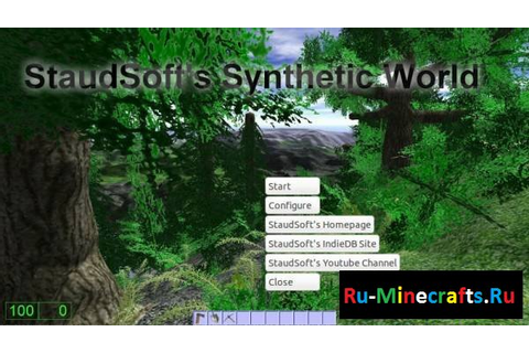 Игра [Game] StaudSoft's Synthetic World v0.1.1 » Скачать ...