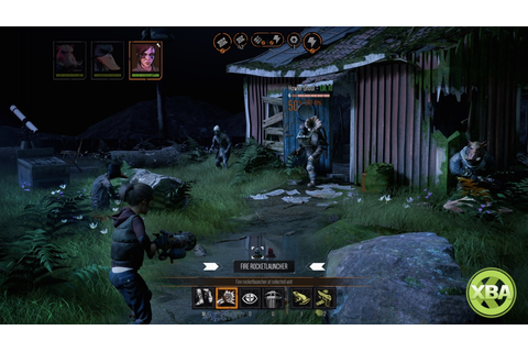 Mutant Year Zero: Road to Eden is a Tactical Adventure ...