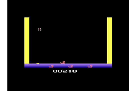 Deadly Duck for the Atari 2600 - YouTube