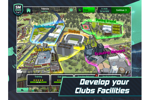 Soccer Manager 2020 - Top Football Management Game for ...