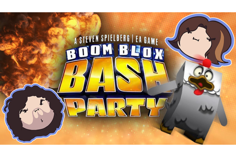 Boom Blox: Bash Party - Game Grumps VS - YouTube