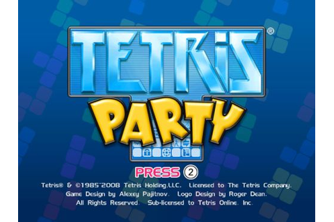 Tetris Party: Mini Review and Tournament Details - Infendo ...