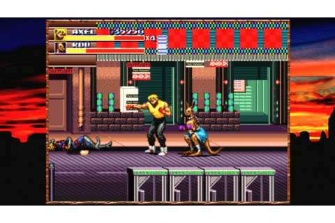 CGRundertow STREETS OF RAGE 3 for Sega Genesis Video Game ...