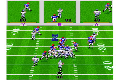 John Madden NFL 94 Screenshots | GameFabrique