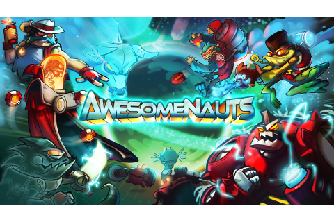 Review: Awesomenauts – Possibly The Best Multiplayer Game ...