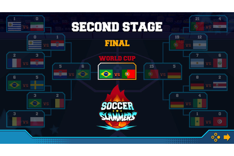 Review: Soccer Slammers (Switch eShop) | IO Games