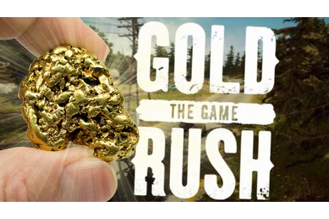 Gold Rush: The Game - Digging & Panning for Gold! - Gold ...