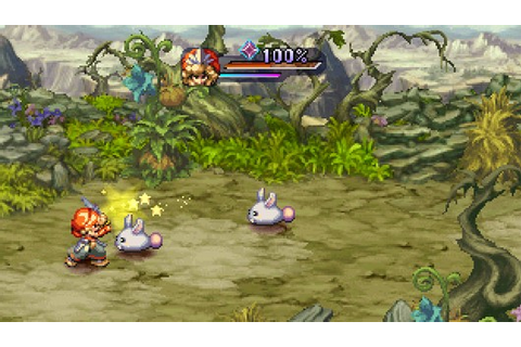Treasure Bin: Review: Legend of Mana