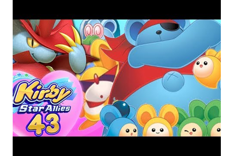 RICK, KEN & COO CONTRE MORPHO KNIGHT ! - KIRBY STAR ALL ...