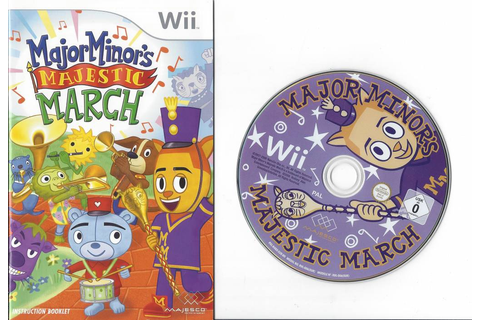 Major Minor's Majestic March for Nintendo Wii - Passion ...