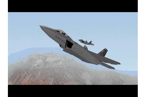 F-22 Lightning II - YouTube