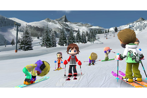 We Ski (Wii) Game Profile | News, Reviews, Videos ...